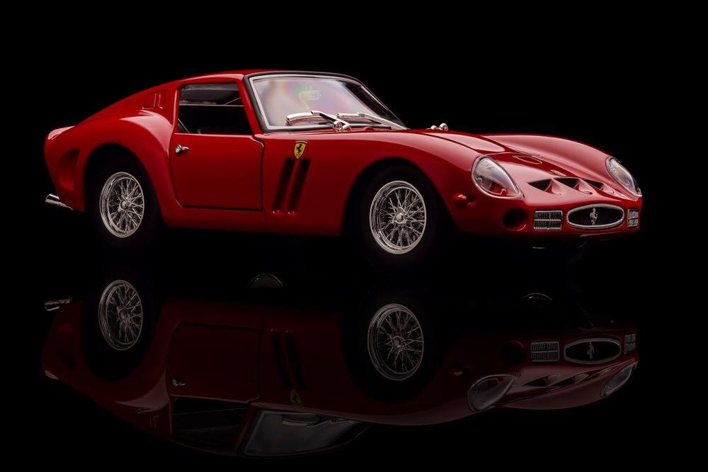 De Ferrari 250 GTO