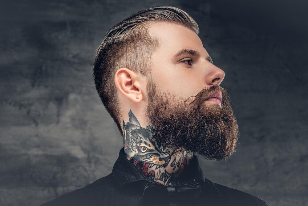 Een perfecte baard