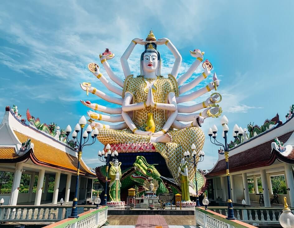 Koh Samui, Ko Samui District, Surat Thani, Thailand