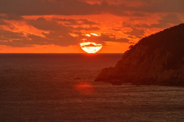 Acapulco lucht en zon